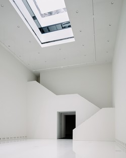 KAAN Architecten das Projekt für das Königliche Museum der Schönen Künste in Antwerpen