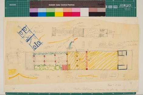 Lina Bo Bardi Goldener Löwen für das Lebenswerk Architekturbiennale 2021