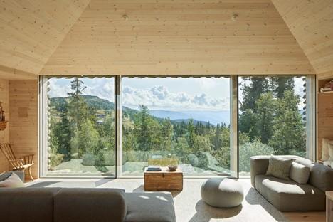 Mork-Ulnes Architects Skigard Hytte Leben in der norwegischen Natur