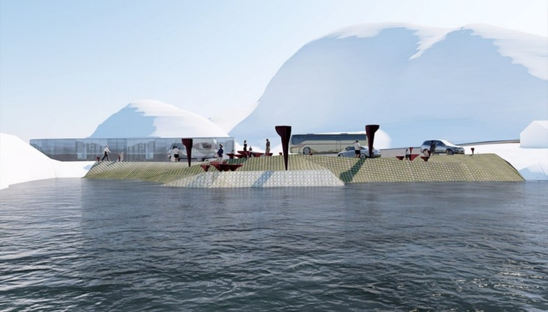 Architektur und Landschaft in Harmonie in den neuen Projekten für die Norwegische Landschaftsrouten 2021