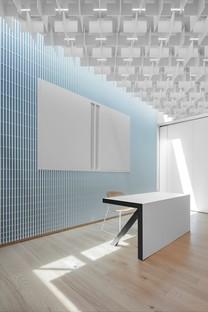 MoDusArchitects Sanierung und Erweiterung der Cusanus Akademie Strukturen Oberflächen und Licht