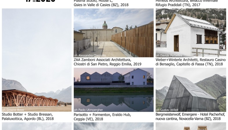 Architekturpreis der Stadt Oderzo XVII. Ausgabe