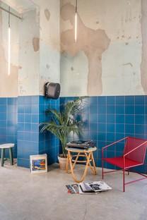 Studiotamat ein trendiges Lokal für Rom Tre de tutto