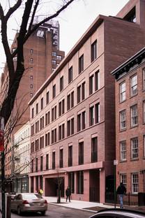 Wohnprojekt von David Chipperfield Architects in der Jane Street 11-19 in New York fertiggestellt