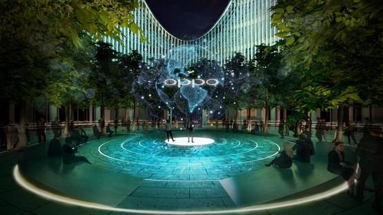 BIG-Bjarke Ingels Group O-Tower Oppo Headquarters Hangzhou