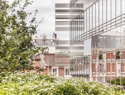 Ferrier Marchetti Studio Paris Region Headquarters in Saint-Ouen Frankreich