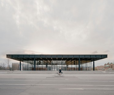 David Chipperfield Architects für die Neue Nationalgalerie von Ludwig Mies van der Rohe