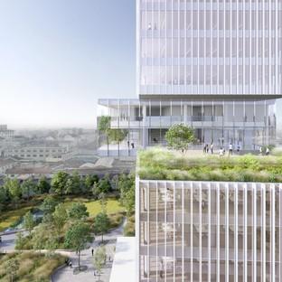 Piuarch entwirft den neuen Hauptsitz von Snam in Mailand