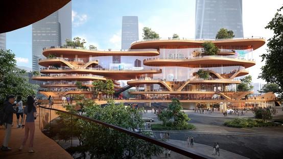 MVRDV Baubeginn für die Shenzhen Terraces