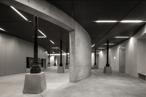 Tadao Ando La Bourse de Commerce Collection Pinault Paris