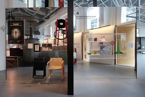 Eröffnung des ADI Design Museum Compasso d'Oro in Mailand