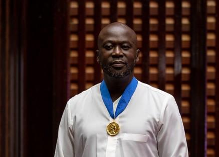 Verleihung der Royal Gold Medal 2021 an David Adjaye OBE