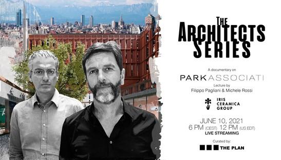 Filippo Pagliani und Michele Rossi für The Architects Series - A documentary on: Park Associati