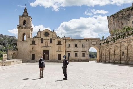 Ausstellung Città Sospese - Siti Italiani UNESCO nei giorni del lockdown