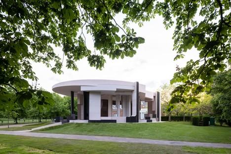 Serpentine Pavilion 2021 entworfen von Counterspace eröffnet