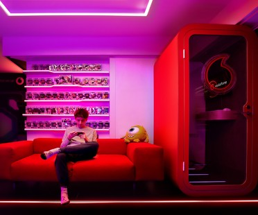 Fabio Novembre gestaltet die Gaming Rooms von Favj und Pow3r