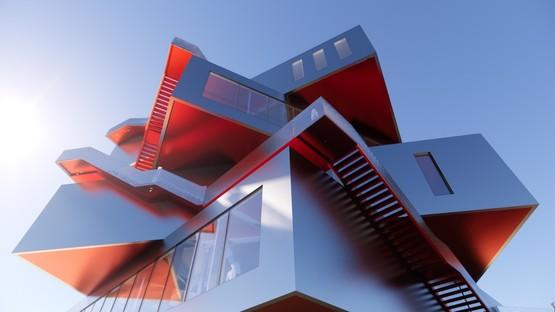 Das neue Projekt von MVRDV für den Hafen von Rotterdam