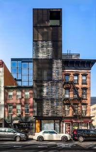 Archi-Tectonics  512GW Townhouse New York