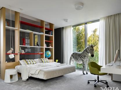 SAOTA Silver Pine ein Haus im Kiefernwald in Moskau