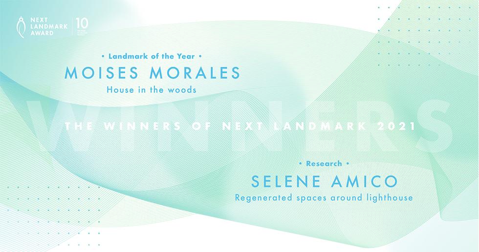 Die Gewinner des Next Landmark International AWARD 2021