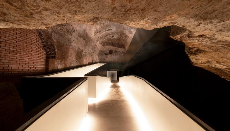 Stefano Boeri Architetti entwirft den neuen Eingang für die Domus Aurea