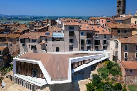 MC A - Mario Cucinella Architects Palazzo Senza Tempo in Peccioli