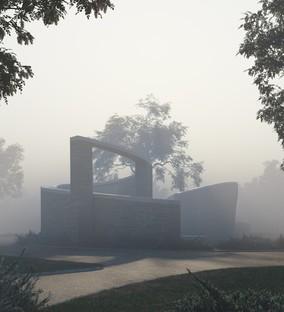 Form4 Architecture Intertwined Eternities ein Kolumbarium in Aptos Kalifornien