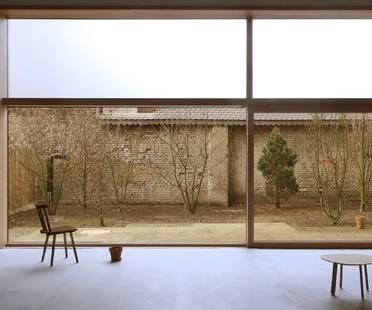 Philipp von Matt Architects zwischen Architektur und Kunst O12 – Artist House in Berlin