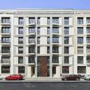 Tchoban Voss Architekten Embassy Wohnen am Köllnischen Park in Berlin