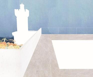 Selene Amico Regenerated Spaces (間) around Lighthouse - Forschung Next Landmark International Award 2021