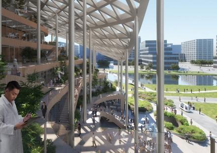 MVRDV entwirft die R&D-Zentrale von Lankuaikei Agriculture Development in Shanghai