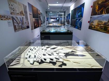 Ausstellung ZHA Close Up – Work & Research im MAM Shanghai