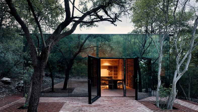 Ausstellung von Tatiana Bilbao Estudio im Architekturzentrum Wien