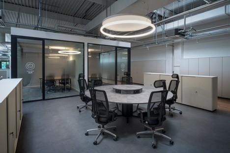 DEGW von Lombardini22 – neue Büros und Zentralen für Metro und Telepass