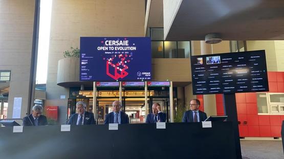 Cersaie, Internationale Salon für Baukeramik und Badezimmerausstattungen