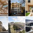 Die sechs Finalisten des RIBA Stirling Prize 2021