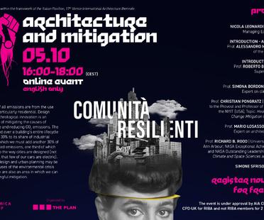 Die Themen der COP26 bei Resilient Communities - Biennale von Venedig