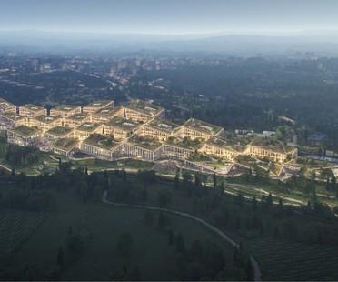 BIG entwirft in Porto den neuen Firmensitz von Farfetch als Teil des Fuse Valley-Projekts