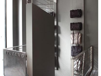 Showroom Tucano in Mailand - Roberto Paoli