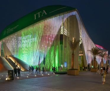 Architektur in Bewegung Italienischer Pavillon auf der Expo Dubai 2020