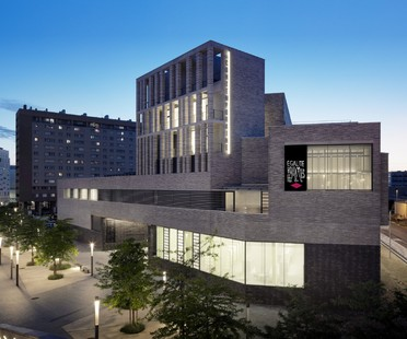 Bruno Gaudin Architectes Bibliothek La Contemporaine Campus der Université Paris Nanterre