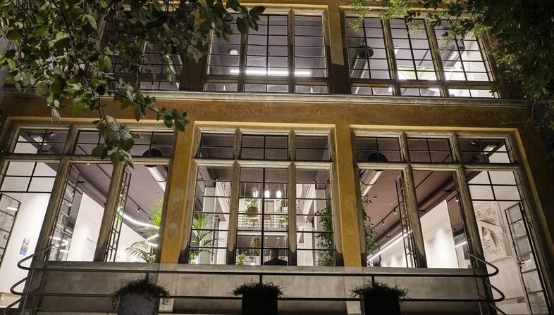 Mario Cucinella Architects e SOS - School of Sustainability neuer Sitz in Mailand