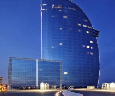Hotel W Barcelona von Bofill - Spanien