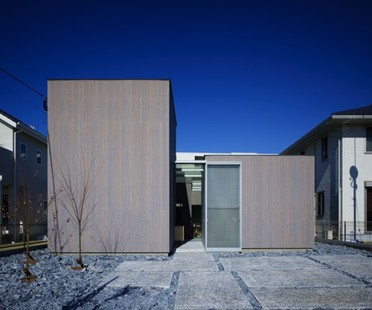 Suppose Design Office House in Buzen, Japan