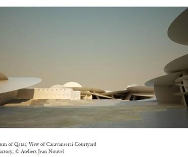 Jean Nouvel Nationalmuseum von Qatar