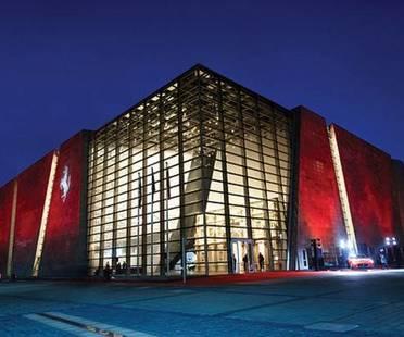 Italien-Pavillon auf der Weltausstellung von Shanghai
