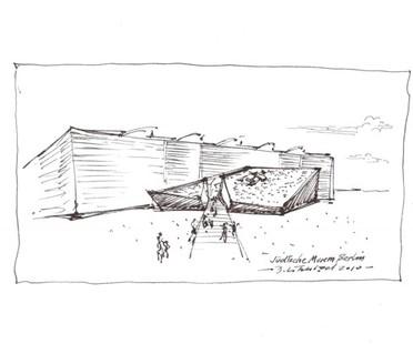 Daniel Libeskind Akademie des Jüdischen Museums, Berlin