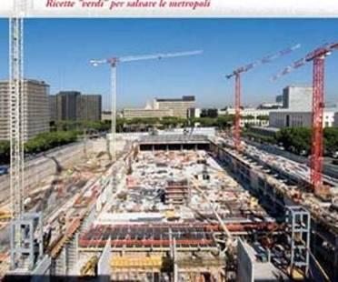 Ecocittà, grüne Rezepte zur Rettung der Großstädte