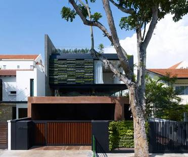 Formwerkz Architects - The Maximum Garden House