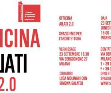 Officina Ailati 2.0 - SPAZIOFMGPERL'ARCHITETTURA